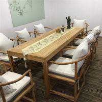 古韵祥为您揭秘新中式家具的制作过程