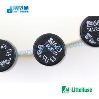 原装进口力特372微型保险丝圆形保险丝供应