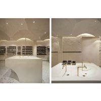 【杭州化妆品店铺设计图片 名设网店铺设计价格】Aesop化妆品店铺装修设计风格