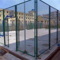 运动场围栏网 编织铁网 防攀爬围栏网