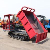 葫芦岛中型履带式运输车品牌大全 山林运输砂石链轨车哪有卖 履带式拖拉机