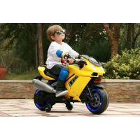 新款兰博基尼儿童摩托车宝宝脚踏三轮车幼儿玩具童车单车自行车