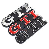 大众GTI中网标 适用于大众 POLO 高尔夫6 7代GTI车标  个性改装标