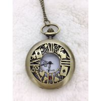 爱丽丝梦游仙境 爱丽丝钥匙怀表项链 我的爱丽丝情节の奇遇怀表