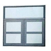 重庆钢质防火玻璃隔断钢质防火窗