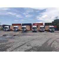 供应深圳精益提供12.5~17.5米低平板,半挂车运输 平板车运输