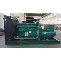 矿山用柴油发电机组,660V电压,500KW玉柴柴油发电机组