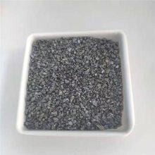 玄光供应耐磨抗裂黑色石英砂 铸造用石英砂 粉尘少