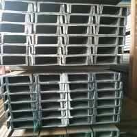 厂家供应 唐钢Q235B材质热轧槽钢 5#8#10# 规格齐全