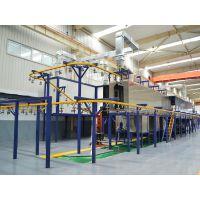 优质自动喷漆生产线/喷塑生产线-无锡峰腾自动化