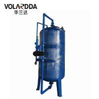 广西南宁山泉水铁锰离子超标用除黄除铁锰过滤器 选华兰达机械过滤器厂家