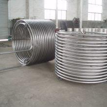专业加工订制钛盘管钛管加热器钛U型管钛蛇形管钛管