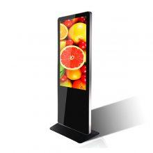 深圳seeges 43寸立式广告机网络播放器液晶广告屏 高清触摸落地式广告一体机