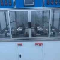 上海贺格 塑料滤芯端盖机 折叠滤芯端盖机 定制4.0寸端盖机