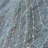 高速路边坡防护网-高速路防护网厂家-边坡钢丝绳网赵发