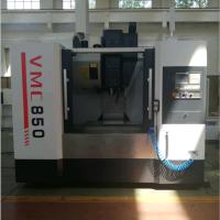 山东沃玛数控 VMC系列立式加工中心 两线一硬 VMC-850