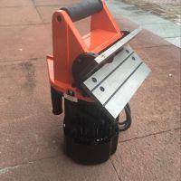 滚轮钢板倒角机 电动平板坡口机BY200百一机械