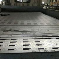 800瓷砖挂钩展架 铁板穿孔板方孔标准尺寸 邹城市专业瓷砖挂钩板架子