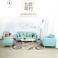 深圳出租房客厅沙发加工华翔家具