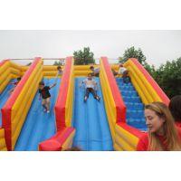 举国欢庆的国庆暖场活动游戏道具出租亲子游乐儿童乐园城堡海洋球积木租赁