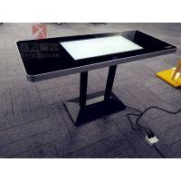鑫飞智显北欧无人餐厅32寸XF-CZ智能餐桌液晶显示器触控一体机多功能游戏餐桌咖啡桌
