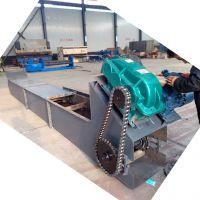 多种型号板链刮板输送机直销 垃圾回收链板输送机