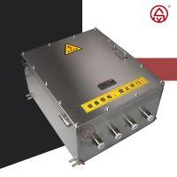 防爆接线箱 不锈钢箱 挂式安装 防水防雨防爆