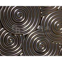 高比不锈钢冲压圆形装饰板材/冲压不锈钢装饰板电镀黑钛价格