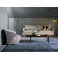 北欧皮沙发 现代简约客厅整装意式轻奢风皮质真皮沙发组合正品