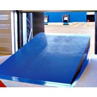济南华工供应高品质装载机械登车桥 卸货平台 可调液压平台固定登车桥