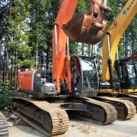日立ZX240-3二手挖掘机中型履带式土石方工程机械