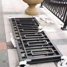 高架桥防爬隔离栏 广州甲型护栏现货 雕刻栅栏