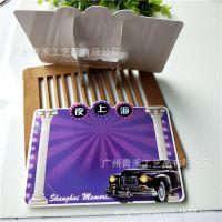 工厂定制 彩色纸质相框DIY手工创意背景照片 5寸纸相架定做
