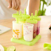 雪糕模具家用卡通做冰激淋冰格自制冰淇淋老冰棍棒冰果冻模型