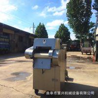 富兴海带切丝机 不锈钢型香菇切丁机厂家 优质商用蔬菜切丝切片机