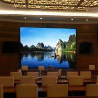 厂家直销深圳创事达P2全彩小间距LED显示屏 高清LED显示屏