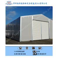 目前的趋势大型铝合金篷房在中国市场上越来越流行