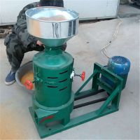 大产量碾米机图片 高效碾米机厂家 圣鲁牌