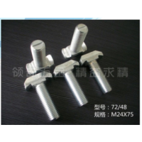 宁波定制加工 高强度 非标 哈芬槽用T型螺栓 产地货源 量大从优