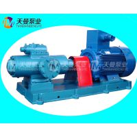 中冶天工把SNH1700R46U12.1W2型三螺杆泵应用于高压焊渣冲洗