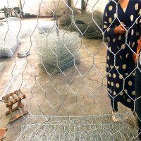 环标石笼网-防腐蚀石笼网-河道水利工程防护网-格宾网-格宾网厂家