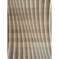 广东省湛江市实木立体波浪板-实木波浪板加工-东林雕刻加工厂