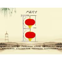 LED灯笼-两连串灯笼-陕西宝鸡汉中-西安禾雅照明-节庆街道
