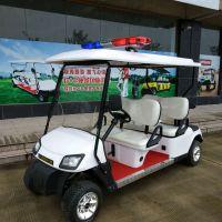 傲森供应 AS004 任意颜色均可定制4人座3KW景区物业专用电动巡逻车