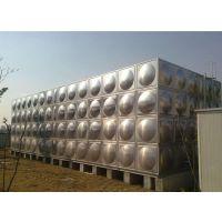 直销食品级304方形不锈钢屋顶水箱