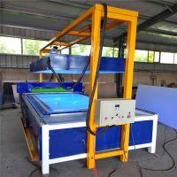 UV光固机 自动烘干瓷砖上光机 UV流平固化机 覆面机