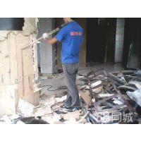 南京专业墙体切割开门窗洞.打孔破碎.垃圾清运.墙体加固拆除钻孔工程