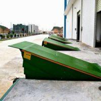 DCQG固定式登车桥叉车物流装卸货平台月台集装箱