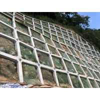 甘孜高陡边坡框格植生袋绿化植草施工造价及流程