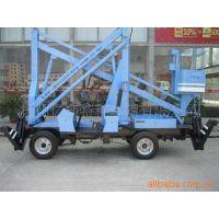 供应升降平台 10.5米液压升降机 高空作业平台
